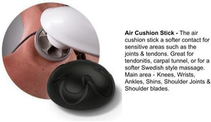 Apex Cordless Percussion Massager - Gem Owl