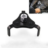 Universal Auto Adjustable Oil Filter Wrench - Gem Owl