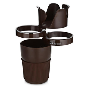 Multifunctional 5 in 1 Cup Holder - Gem Owl