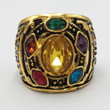 Marvel Characters Thanos RIng - Gem Owl