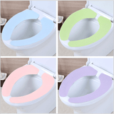 Bathroom Toilet Seat Warmer Cover - Gem Owl