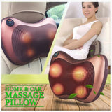 Electric Multifunction Massage Pillow - Gem Owl