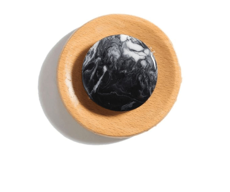 Volcanic Clay Coffee Slimming Soap Bar - Gem Owl