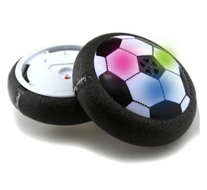 Air Power Soccer Disc - Gem Owl