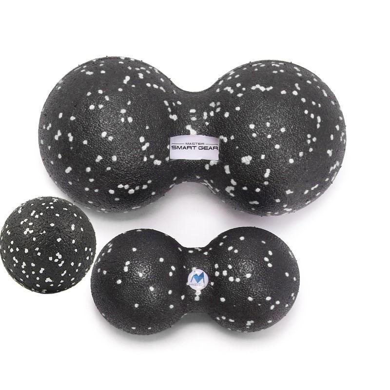 EPP Massage Peanut Ball Back Therapy Crossfit Yoga Sports Gym Balls - Gem Owl