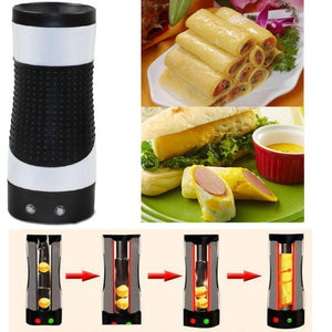 220V Automatic Rising Egg Roll Maker - Gem Owl
