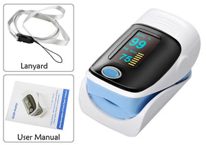 Fingertip Pulse Oximeter - Gem Owl