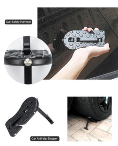 Multifunction Car Rooftop Doorstep - Gem Owl