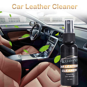 Car Interior Leather Cleaner - Gem Owl