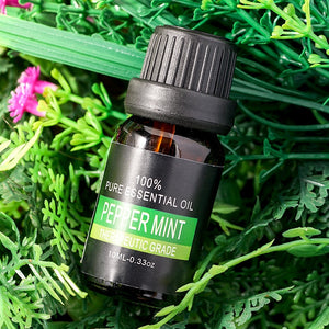 Natural Aromatherapy Essential Oil - Mint - Gem Owl