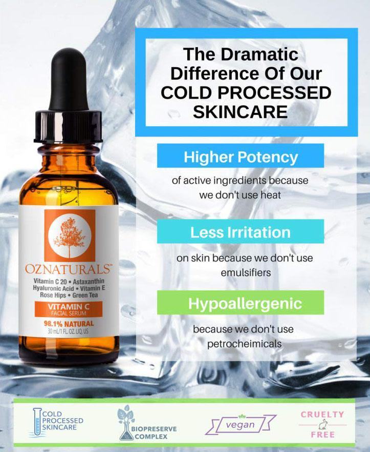 Advanced Vitamin C20 Serum - Gem Owl