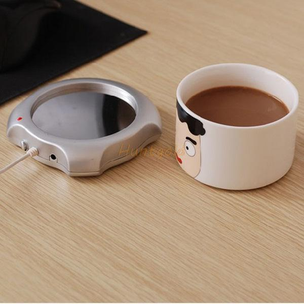 Coffee And Tea Mug Warmer Pad - Gem Owl