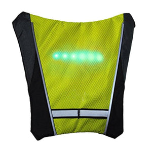 Cycling Indicator Signal Vest - Gem Owl