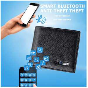 Anti Theft Smart Wallet - Gem Owl