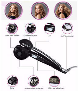 Automatic Hair Curler - Gem Owl