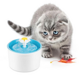 1.6L Pet Fountain Water Feeder - Gem Owl