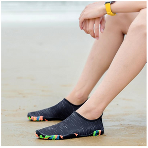 Premium Durable Flat Beach Aqua Slippers - Gem Owl