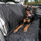 Back Seat Dog Hammock Cover - Gem Owl