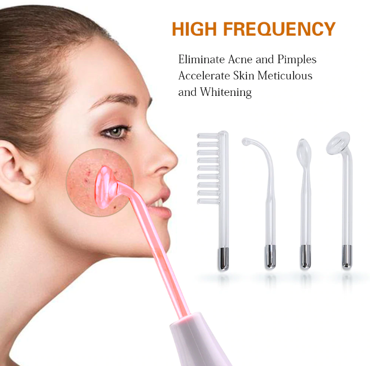 High Frequency Skin Rejuvenator (4 in 1)