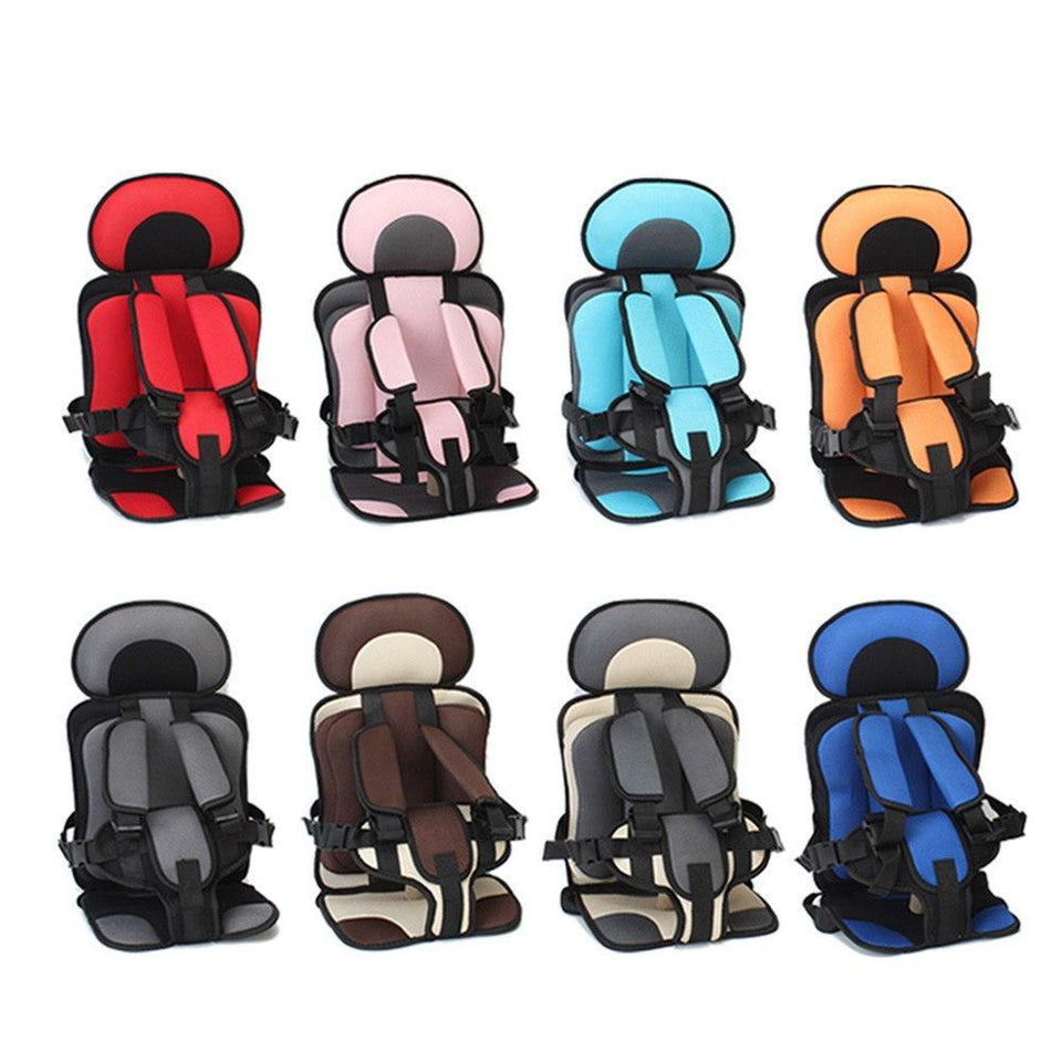 Adjustable Sponge Baby Car Seat - Gem Owl