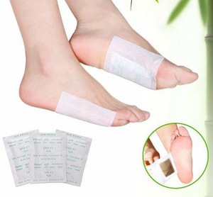 10Pcs Detox Foot Pad - Gem Owl