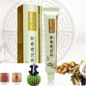 Chinese Herbal Hemorrhoids Cream - Gem Owl