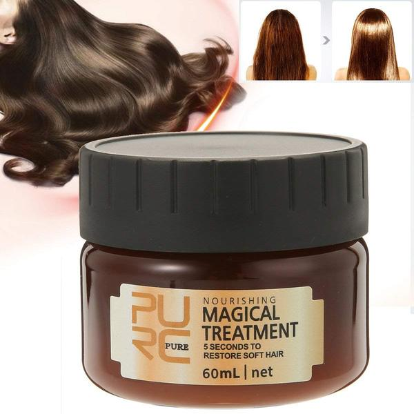 Magical Keratin Hair Treatment Mask - Gem Owl