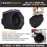 Boom Touch Portable Wireless Speaker - Gem Owl