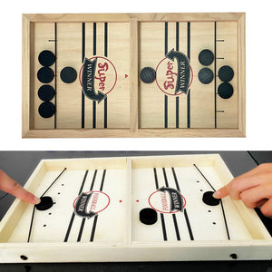 TABLE HOCKEY GAME FOR ADULT & CHILD - Gem Owl