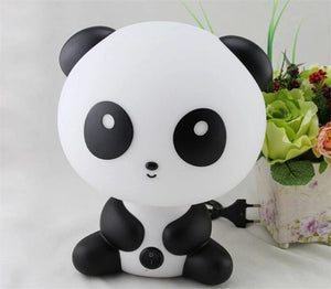 Glowing Panda Night Lamp - Gem Owl