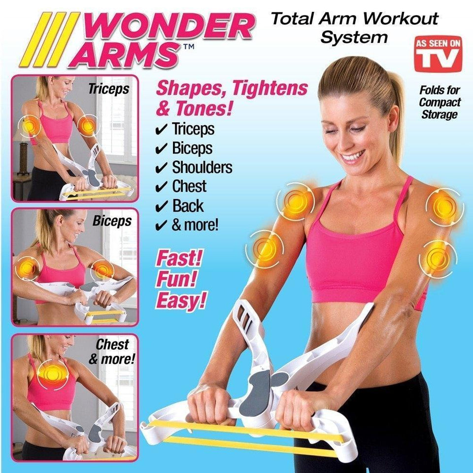 Wonder Arms Workout System - Gem Owl