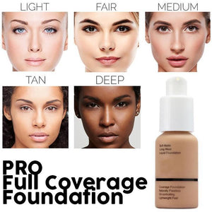 PRO Full Coverage Foundation - Gem Owl