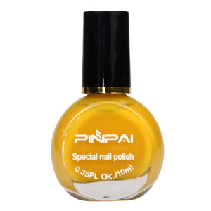 Pin Pai Permanent nail polish - Gem Owl