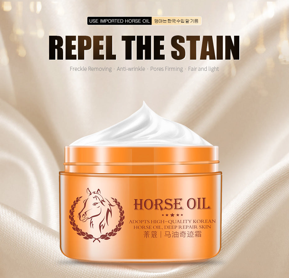 Horse Oil Ointment Miracle Cream - Gem Owl