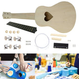 DIY Handmade Ukulele Kit - Gem Owl