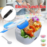 Electric Portable Food Heater - Gem Owl