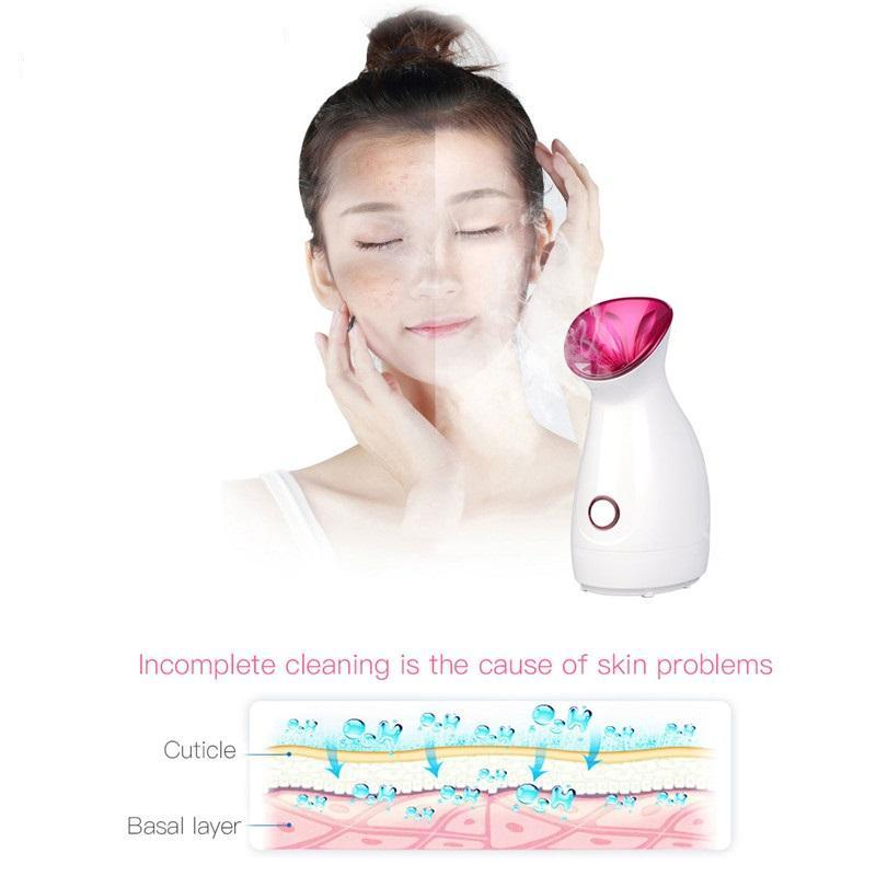 Deep Cleansing Facial Steamer - Gem Owl