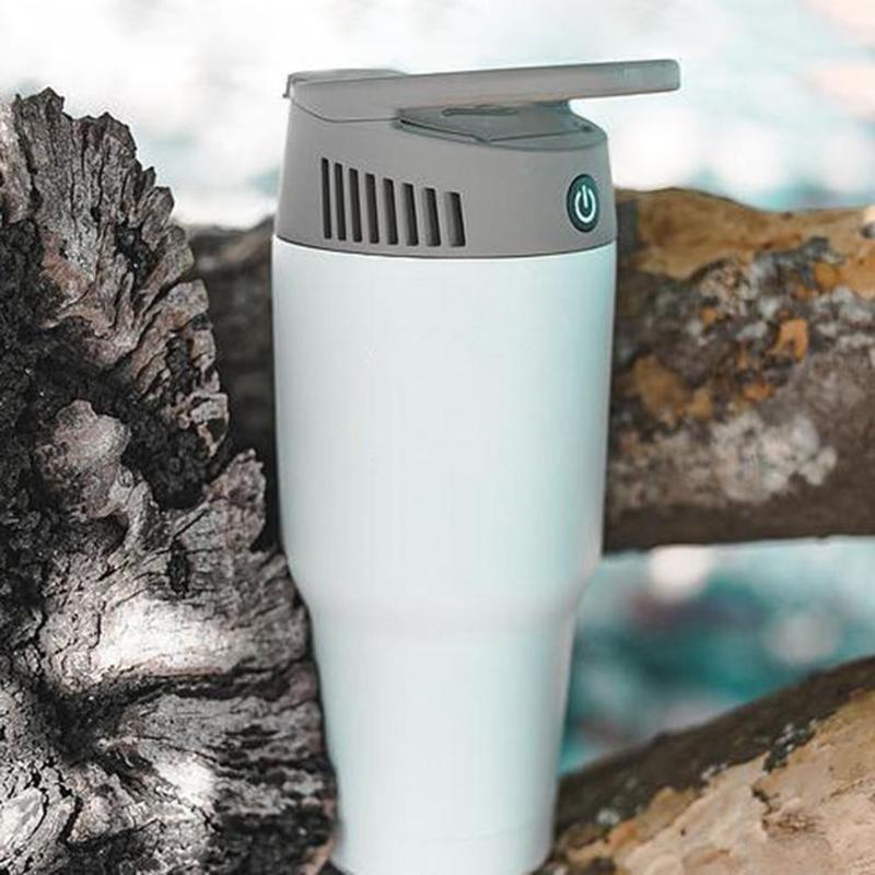 AirWirl Personal Cooling & Heating System - Portable Aircon - Gem Owl