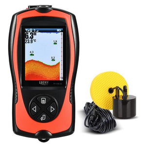 Advanced Portable Fish Finder - Gem Owl