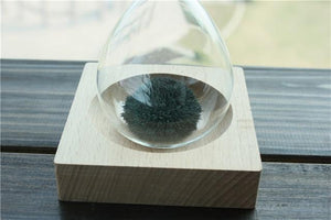 Magnetic Sand Hourglass - Gem Owl