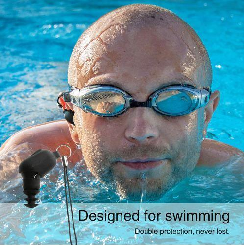 Waterproof Swimming Earphones - Gem Owl