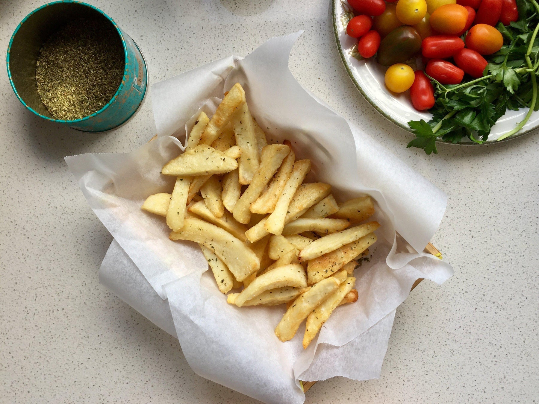Theo's Oven Baked Chips 🥔-Fresh Connection