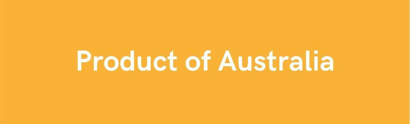 Product of Australia-Fresh Connection