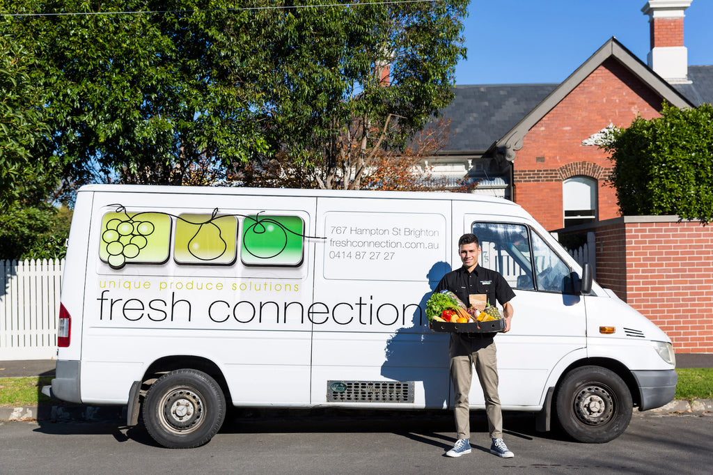 Fresh grocery delivery Brighton