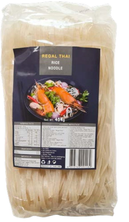 Regal Thai Rice Noodle 5mm 454g
