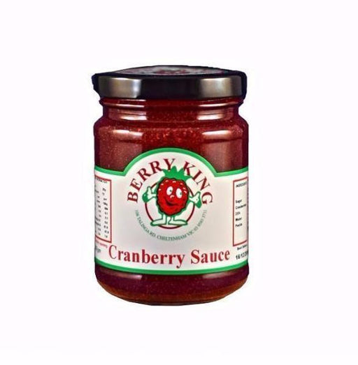 Berry King Cranberry Sauce 300g-Berry King-Fresh Connection