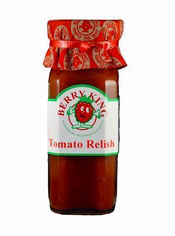Berry King Tomato Relish 290g-Berry King-Fresh Connection