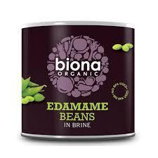 Biona ORGANIC Edamame Beans in Brine 200g-Biona-Fresh Connection