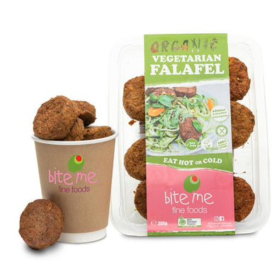 Bite Me Vegetarian Falafel 300g-Groceries-Bite Me-Fresh Connection