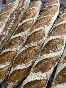 Bromley's Bread Sourdough Baguette-Groceries-Bromley's Bread-Fresh Connection